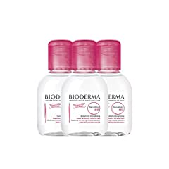 An oil free facial cleansing and makeup removing water that respects the fragility of sensitive skin Sensibio respects skin's hydrolipidic film for maximum comfort Soak cotton pad with Sensibio H2O, cleanse and/or remove makeup from your face and eye...