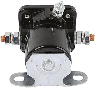 DB Electrical SFD6000 Universal Solenoid for 6 Volt 3-Terminal 6600-1004/15-130 15-157 15-173 15-222 15-2F 15-602 SAW-4602 /21A-11450 NCA-11450-A SW1 /U928