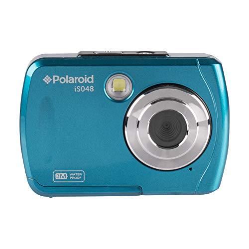 Polaroid IS048 Waterproof Instant Sharing 16 MP Digital Portable Handheld Action Camera