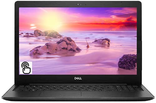 Newest Dell Inspiron 15 3000 Series 3593 15.6''FHD Touchscreen Business Laptop, 10th Gen Intel Quad Core i7-1065G7 Processor, 32GB RAM, 1TB SSD, Webcam, Wi-Fi, Windows 10 Pro,