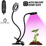 Plant Grow Light, Vlio 12W (6Wx2)...