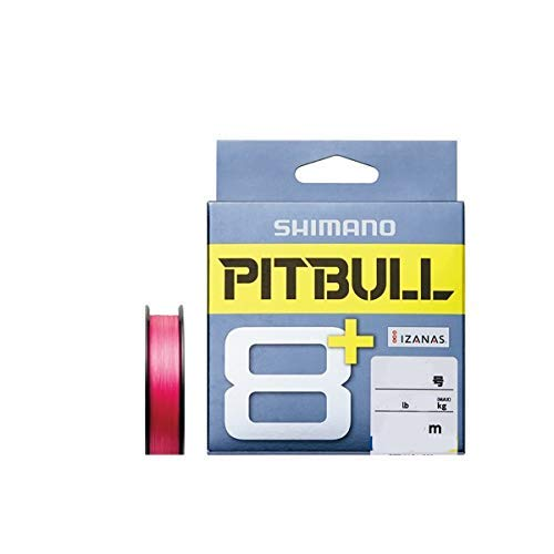 Shimano PE Line Pitbull 8+ 150m 0.8 Traceable Pink