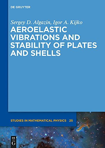 Aeroelastic Vibrations and Stability of Plates and Shells (De Gruyter Studies in Mathematical Physics Book 25) (English Edition)