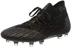 PUMA Future 5.1 Netfit FG/AG, Zapatillas de Fútbol Hombre, Azul (Luminous Blue/Nrgy Blue Black/Pink Alert), 39 EU