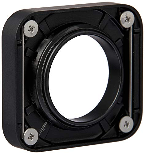 Gopro camera accessory protective lens replacement for (hero7 black) - official gopro accessory 4 shields the interior lens of your hero7 black from dirt, dust and scratches easy to remove and replace-no tools needed made with corning gorilla glass for exceptional strength