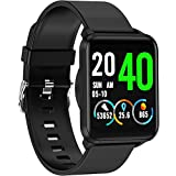 bemi Smart Watch Sports Activity Fitness Heart Rate Tracker, Step Counter,...