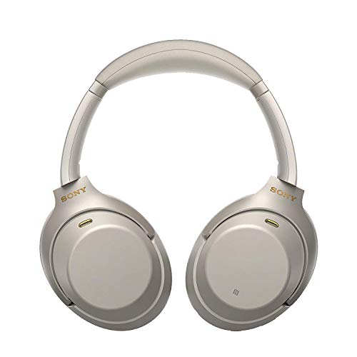Sony WH1000XM3 Bluetooth Wireless Noise Canceling Headphones Silver WH-1000XM3/S (Renewed) 6