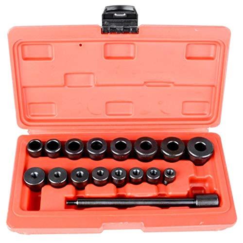 YusellYu_Mädchen Strampler Jumpsuit Yusell Universalkupplung Ausrichtwerkzeug 17-teiliges Kupplungsset Ausrichtung Werkzeug für alle Autos