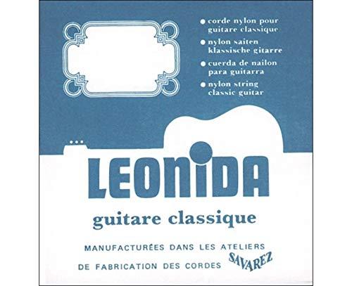 Savarez Cuerdas Para Guitarra Clásica Leonida Si2-532