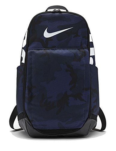 Nike Funnelneck Backpack, Navy, S