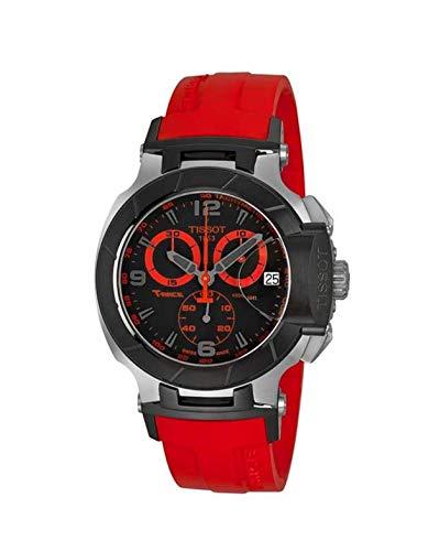 Tissot T0484172705702 - Reloj analógico - digital de caballero de cuarzo