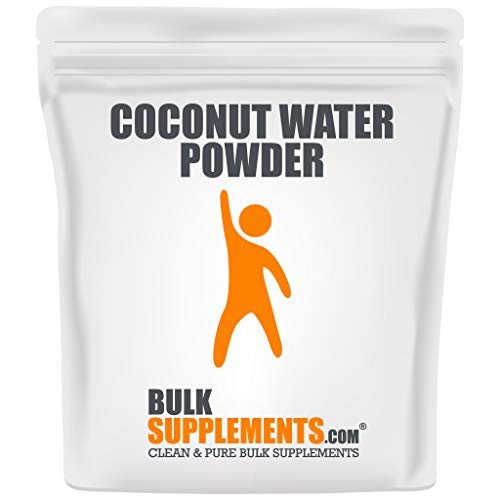 Bulksupplements Coconut Powder - Fasting Electrolyte Supplement - Coconut Smoothie - Rehydrate Electrolyte Drink Mix (1 Kilogram)