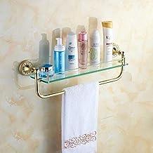 Print Yoga Mat The European Gold Diamond Door Copper-Towels Door-Bath Towels Toilet Brush Bar of Towel Dry-Towels,A Hook,Colour Name:Toilet Brush 瑜伽垫 (Color : Bar Stacks)