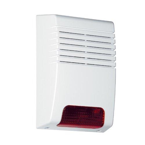 Indexa 36851 Funk-Außensirene mit Blitzlicht, 8000 A