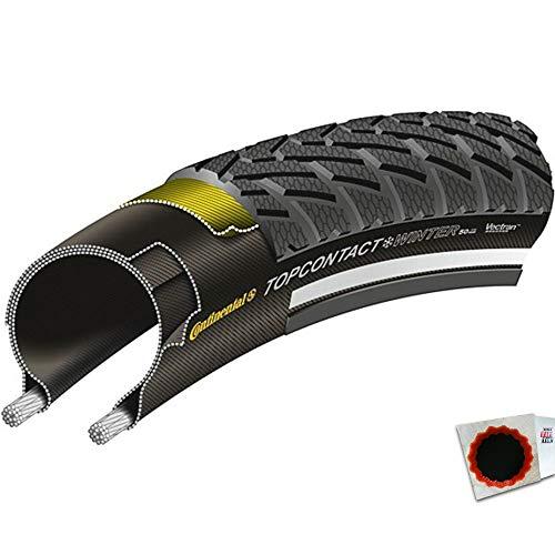 Continental Reifen Top Contact Winter II Premium 28 x 1,6 Zoll 42-622mm +Flicken