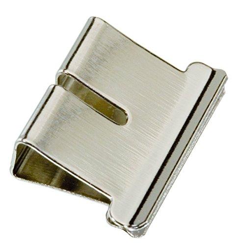 Solveig 03540 - Confezione da 50 clip ExPower, 4,8 mm