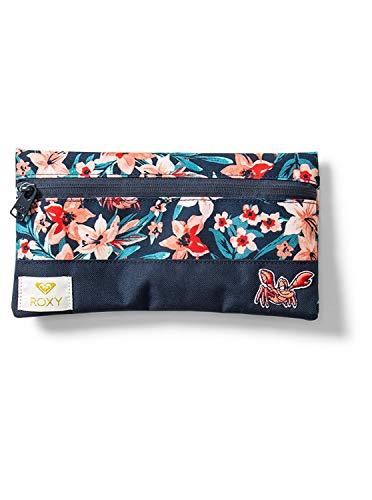 Roxy Kids The Little Mermaid Pen Pals Pencil Case Dress Blues Sebastian Floral One Size