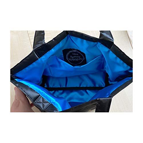 【予約販売】ツイステッドワンダーランド サテンランチバッグ イグニハイド APDS5513_2