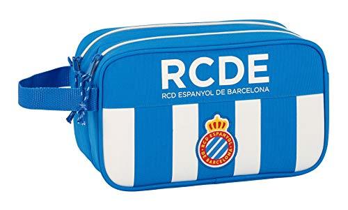 Safta Neceser R.C.D. Espanyol Oficial Grande 260x125x150mm