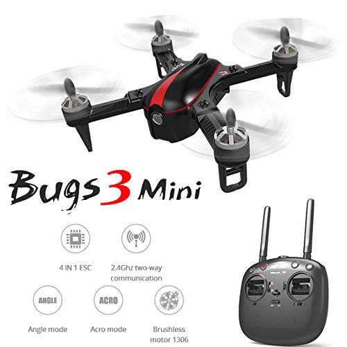 LanLan MJX B3 Mini Drones Quadrocopter 2.4G 6Axis Dron Quadcopter Brushless Quadcopter Control Remoto Helicópteros