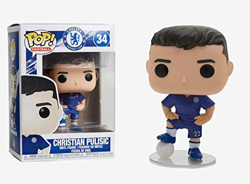 Funko POP! Football: Chelsea - Christian Pulisic