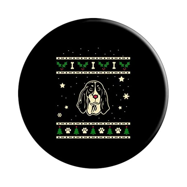 Funny Ariegeois Dog Dog Gift PopSockets Grip and Stand for Phones and Tablets 3