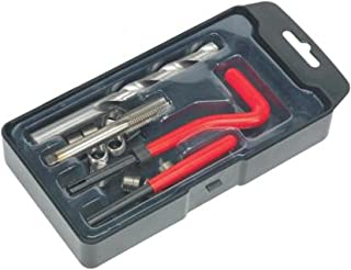 WINTOOLS 15 Pc Thread Repair Kit M12 X 1.5 X16.3MM Auto Car Tool Set Helical Coil F04187H
