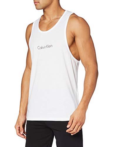Calvin Klein Herren White T-Shirt, M