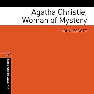 『Agatha Christie, Woman of Mystery』のカバーアート