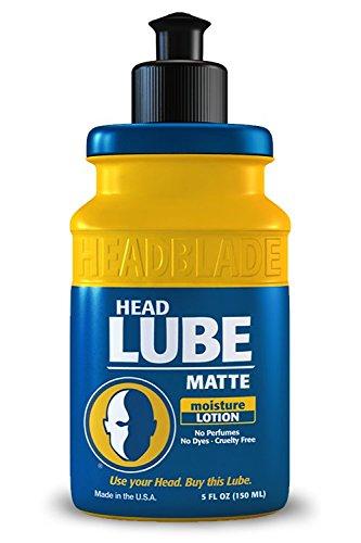 HeadBlade Kopfrasierer HeadLube Lotion matt Post Shave
