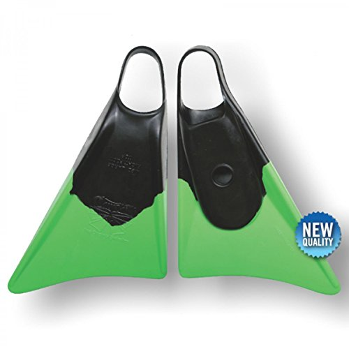 Bodyboard Flosse CHURCHILL Makapuu M Black/Green