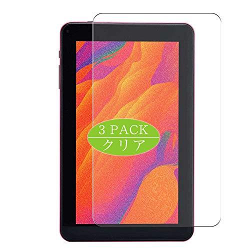 Vaxson Protector de pantalla, compatible con Haehne MY-PC-YJ901 9 pulgadas, protector de película de TPU [no protectores de vidrio templado]