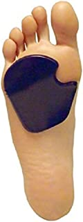 Dancers Pads for Sesamoiditis, Right and Left 1/4 Thick, Self Sticking, Re-Usable