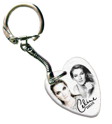 Le porte-clés Céline Dion