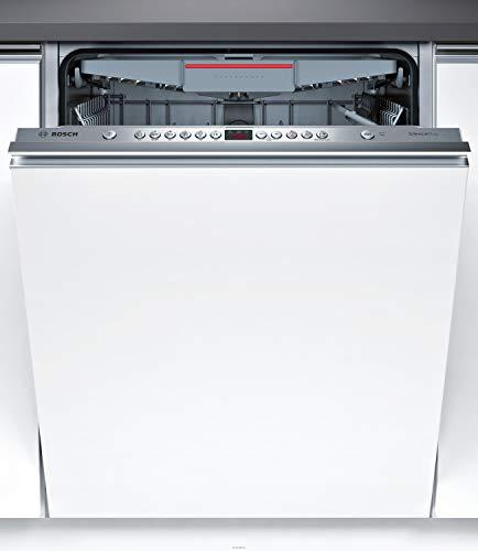 Bosch Serie 4 SMV46NX00E lavavajilla Totalmente integrado 14 cubiertos A++ - Lavavajillas (Totalmente integrado, Tamaño completo (60 cm), Acero inoxidable, Botones, 1,75 m, 1,65 m)