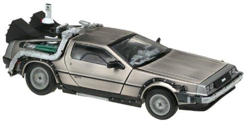 Soldat Toys Sun Star - Modelo a Escala con diseño Delorean Back to The Future, 1:18 (909H2710)