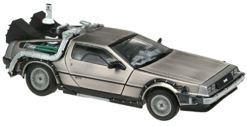 Soldat Toys Sun Star - Modelo a Escala con diseño Delorean Back to The Future,...
