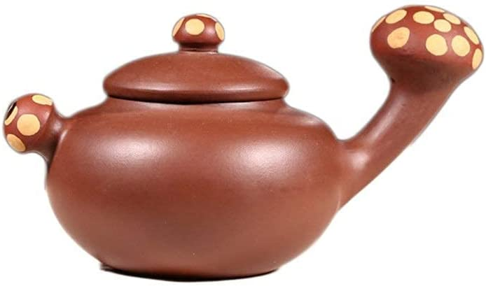 HUAXUE Teapot Japanese, The Max 54% OFF Long Cup Tea Max 63% OFF Purp