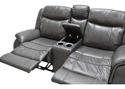 Avanti Sillon Reclinable 2 Plazas Love Vinipiel Scorpio