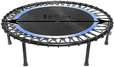 Indoor Fitness Trampoline, Mini Trampoline Spring Pad Rebounder voor kinderen Toch leuk genoeg