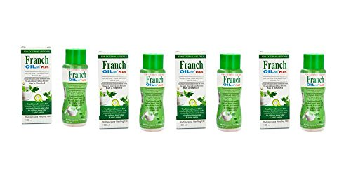Franch Oil Nh Plus 100ml Pack Of 4 Buy Online In Guyana Franch Products In Guyana See Prices Reviews And Free Delivery Over 14 500 G Desertcart