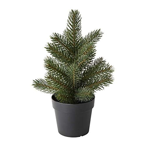 IKEA Fejka Artificial Potted Plant Indoor Outdoor Christmas Tree 003.948.65 Size 3 ½'