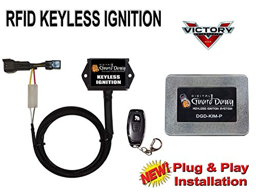 Keyless Ignition for Victory-Victory Pre 2010 2004-2009