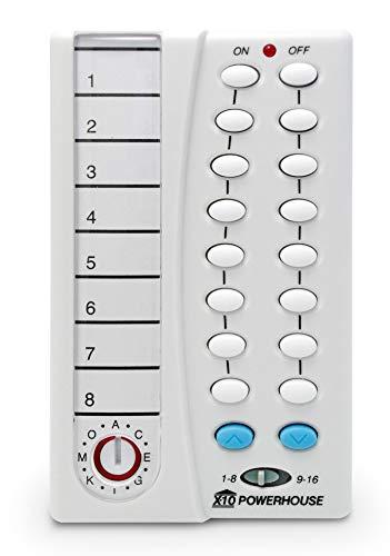 X10 HR12A PalmPad Remote Control