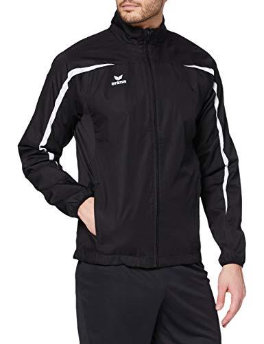 Erima Veste de Running Homme, Noir/Blanc, FR (Taille Fabricant : XXL)