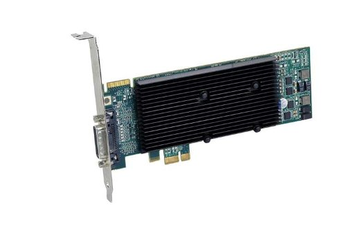 Matrox M9120 Plus Lp Pcie X1 512Mb Ddr2
