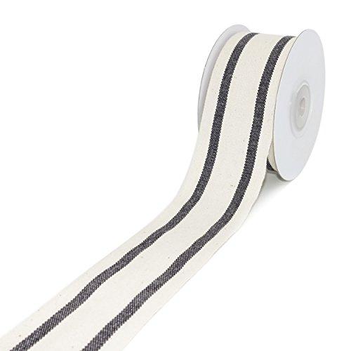 Cotton Stripes Ribbon