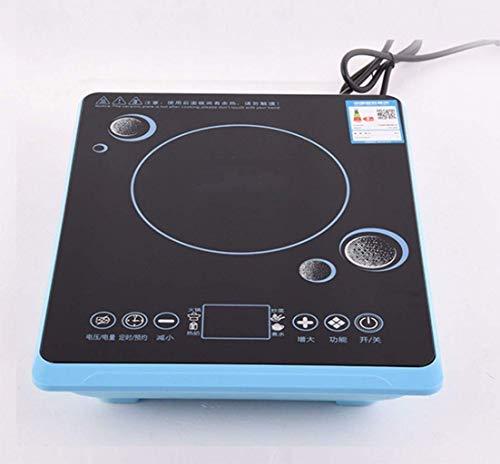 HLJ Cuisinière vitrocéramique électrique, cuisinière à induction intelligente, cuisinière à induction domestique, poêle à chauffage électrique, cuisine vieux four