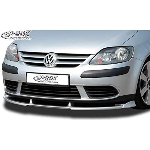 RDX Frontspoiler VARIO-X Golf Plus (-2008) Frontlippe Front Ansatz Vorne Spoilerlippe