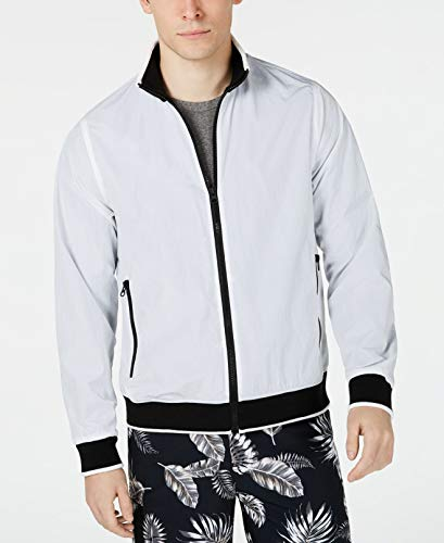 Kenneth Cole New York Men's Bomber Jacket